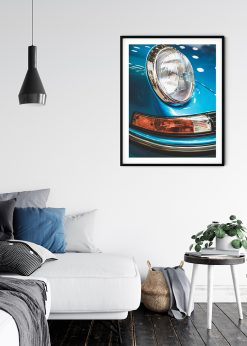 Iconic Headlight