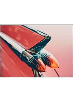 Iconic Double Tail Light