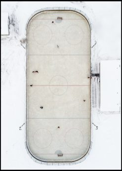 Pond Hockey Rink