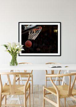 Basketball Through The Net