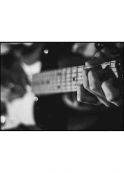 Playing The Guitarr