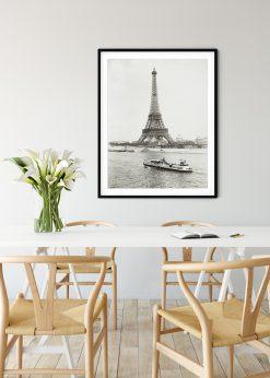 Eiffel Tower Vintage