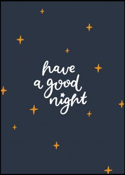 Have A Good Night Star