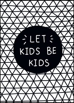 Lets Kids Be Kids