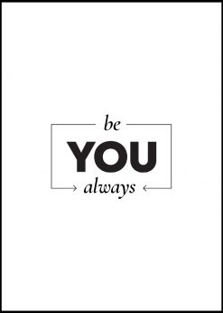 Be You Always