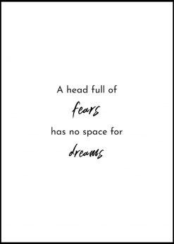 Fears And Dreams