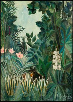 The Equatorial Jungle