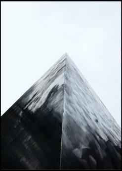 Minimalistic Architechture Pyramid
