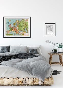 Standard Map of Europe
