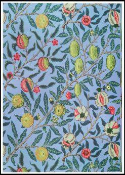 Vintage Fruit By William Morris