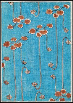 Japanese Floral Pattern Illustration nr.3