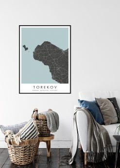 Map of Torekov nr.2