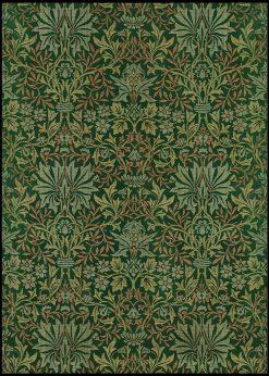 Flower Garden by William Morris nr.1