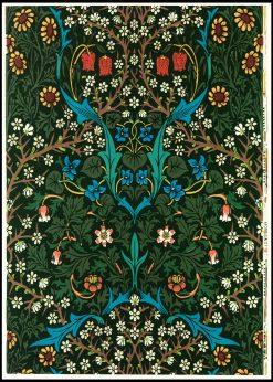 Tulip by William Morris