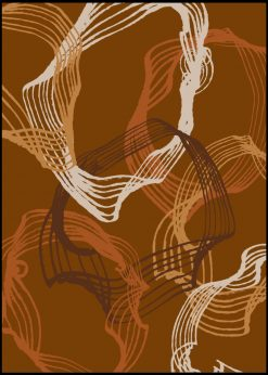 Earthy Colors Abstract nr.9