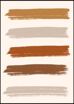Earthy Colors Abstract nr.10