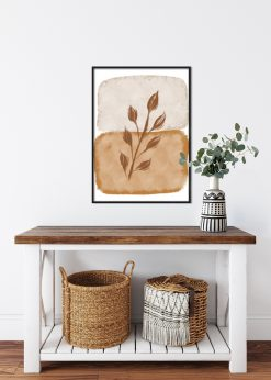 Earthy Colors Abstract nr.21