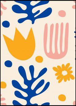 Henri Abstract Shapes nr.3