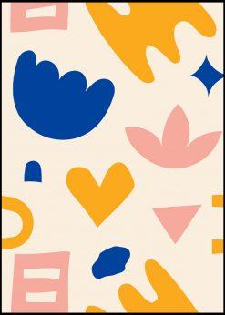 Henri Abstract Shapes nr.10