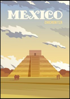 Mexico Chichenitza Amazing Travel