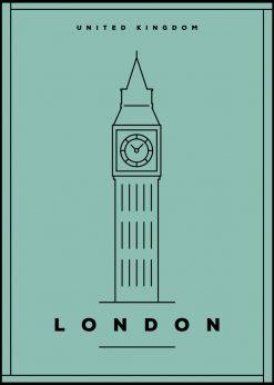 London Minimal City
