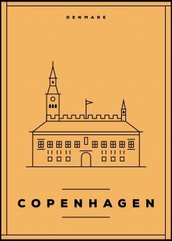 Copenhagen Minimal City