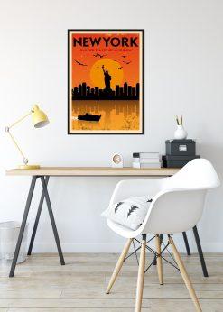 New York Vintage City