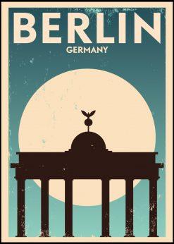 Berlin Germany Vintage City