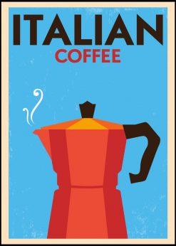 Italian Coffee Vintage City