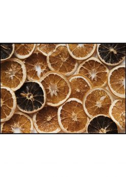 Dried Slices of Orange