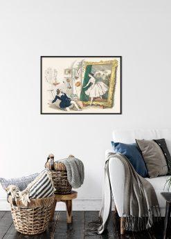 Balet Des Malers Traumbild
