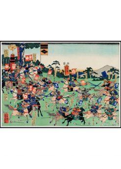 The Battles of Kawanakajima