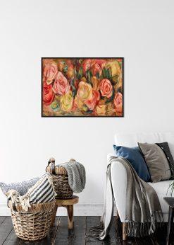 Roses by Renoir