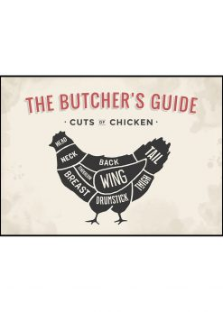 Butcher´s Guide Chicken