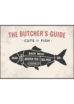 Butcher´s Guide Fish