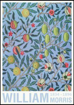 Vintage Fruit By William Morris Design