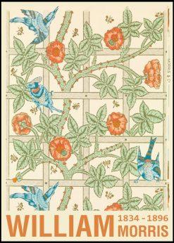 Trellis by William Morris Design