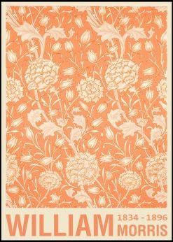 Wild Tulip by William Morris Design