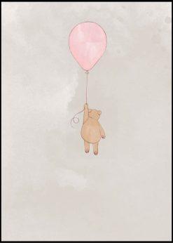 Teddybear and The Balloon