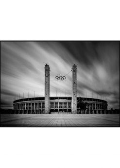 Berlins Olympic Stadium