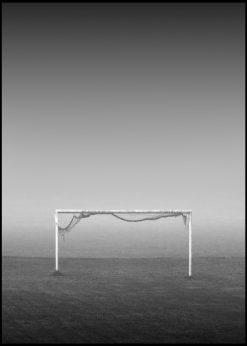 Broken Goal Cage