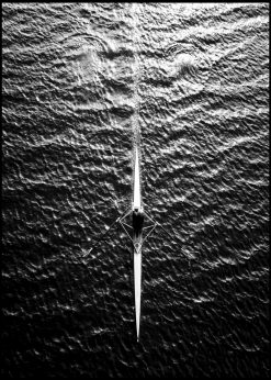 One-Man Rowing