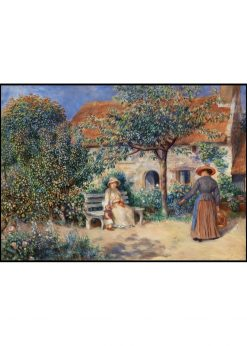 In Brittany Renoir