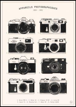 Appareils Photographiques by Florent Bodart