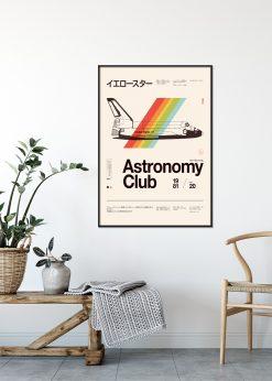 Astronomy Club by Florent Bodart