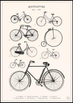 Bicyclettes by Florent Bodart