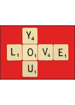 Love You by Florent Bodart