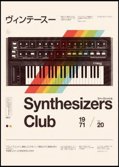 Synthe Club by Florent Bodart