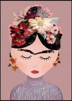 Frida Pastell by treechild