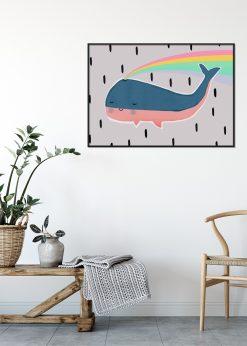 Happy Whale by treechild